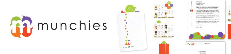 Munchies - Simple Restaurant Identity