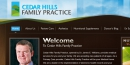 Doctor Website, Web Marketing, Web Design, Family Practice Creative Site